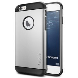 Pokrowiec SPIGEN SGP Slim Armor do iPhone 6 6S Satin Silver