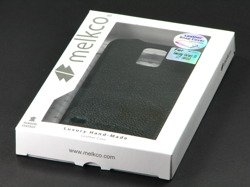 Melkco Premium Leather Snap Cover Samsung Galaxy S5