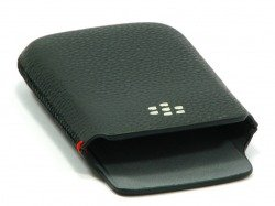 Case BLACKBERRY 9800 9810 Torch Case Leather Original Blister
