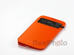 Case SAMSUNG Galaxy S4 SIV I9500 I9505 Flip S-VIEW 4 Colors