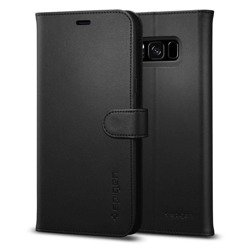 Case SPIGEN Wallet S Galaxy S8 + Plus Black Case