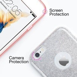 ESR GLITTER SHINE IPHONE 6/6S 4.7 SILVER