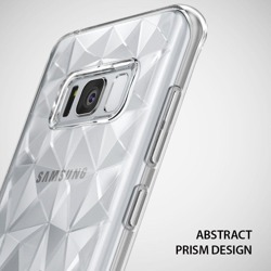 Etui Ringke Prism AIR Galaxy S8 Clear