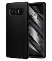 Etui SPIGEN Liquid Air Galaxy Note 8 Matte Black Case