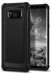 Etui SPIGEN Rugged Armor Extra Galaxy S8 Black Case