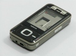 Front NOKIA N81 8GB Black New