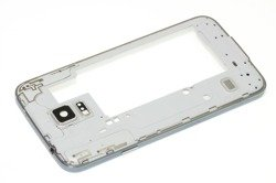 Housing Body Frame SAMSUNG Galaxy S5 NEO G903 Silver Grade B