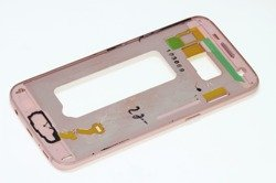 Housing Body Frame SAMSUNG Galaxy S7 Pink Grade B