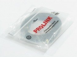 Kabel Prolink HDMI - HDMI 1,2m Płaski FULL HD 1.3