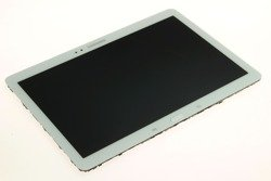 LCD DISPLAY TOUCHSCREEN SAMSUNG TAB S 10.5 SM-T800 T801 T805 WHITE GENUINE