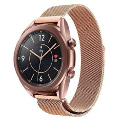 Pasek TECH-PROTECT Milaneseband Samsung Galaxy Watch 3 41MM Blush Gold