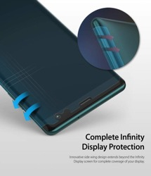 RINGKE Invisible Defender Protective Film Sony Xperia XZ3