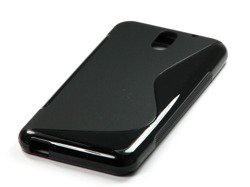 S-Line case for HTC Desire 610 Black Silicone Case