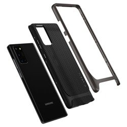 SPIGEN Neo Hybrid Galaxy Note 20 Gunmetal Gray Case