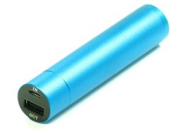 TRAVEL CHARGER 2000MAH Power Bank Blue
