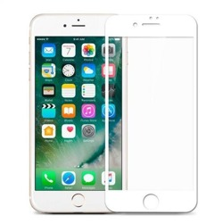 Tempered GLASS MOCOLO TG + 3D iPhone 6 / 6S 4.7 White
