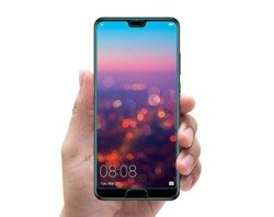 Tempered Glass SPIGEN Glas.tR Slim Hd Huawei P20 Pro Full Cover