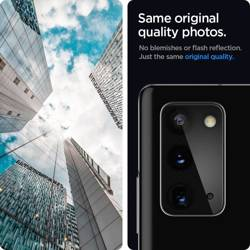 Tempered Glass SPIGEN Optik.Tr Camera Lens Galaxy Note 20 Black