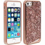 Etui Apple iPhone 5 5S SE Case-Mate Brilliance Rose Gold
