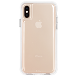 Etui Apple iPhone XS MAX Case-Mate Tough Clear Przezroczysty Pokrowiec