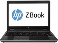 "Laptop HP ZBook 15 Core i7 12GB RAM nVidia Quadro 500GB USB 3.0 Thunderbolt Matryca 15,6"" Full HD"
