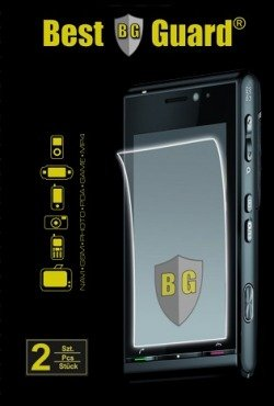 BEST GUARD Solid Folia Ochronna LCD DO HTC ONE M7