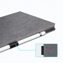 Etui ESR Simplicity Pencil Apple Ipad 9.7 2017/2018 Light Grey Szare Case
