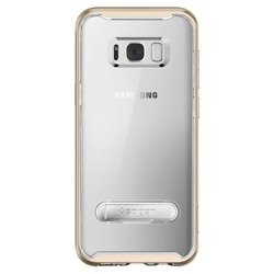 Etui SPIGEN Crystal Hybrid Galaxy S8 Gold Maple Case