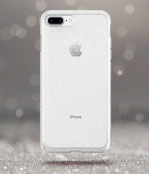 Etui SPIGEN Liquid Crystal Apple Iphone 7/8 Plus Glitter Przeźroczyste Case