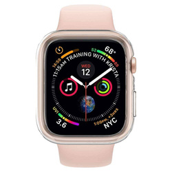 Etui SPIGEN Liquid Crystal Apple Watch 4 5 (40mm) Clear Przeźroczyste Case