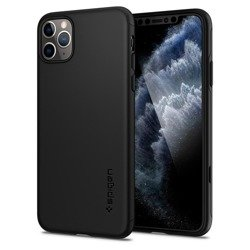 Etui SPIGEN Thin Fit 360 Apple Iphone 11 Pro Max Black Czarne Case