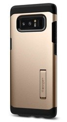 Etui SPIGEN Tough Armor Samsung Galaxy Note 8 Maple Gold Złote Case