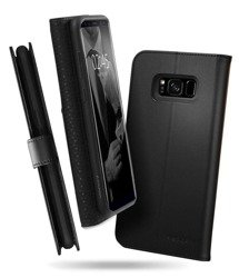 Etui SPIGEN Wallet S Galaxy S8+ Plus Black Case