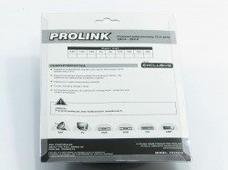 Kabel Cinch PROLINK 2RCA - 2RCA 5m TCV4270