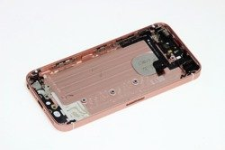 Obudowa Korpus Klapka APPLE iPhone SE A1723 Grade B Rose Gold