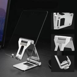 PODSTAWKA TECH-PROTECT Z10 UNIVERSAL STAND HOLDER TABLET SILVER