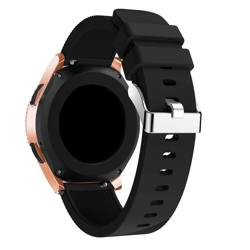 Pasek TECH-PROTECT Smoothband Samsung Galaxy Watch 42mm Black Czarny